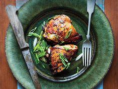 Citrus-Marinated Chicken Thighs Recipe | Epicurious.com