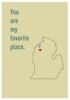 Northern Michigan love