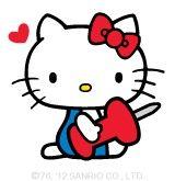 Hello Kitty on Pinterest hello kitti, kitti art, kitti wonderland, kitti pin, hello kittyhello