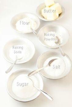 Baking Mix Ingredients www.bellalimento.com