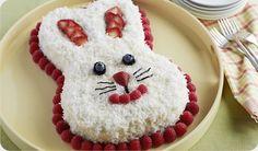 Berry Bunny Cake