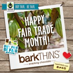 #FairTrade empowers farming communities to fight poverty. Spread the word to #BeFair this month! @FairTradeUSA http://befair.org