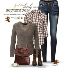 """Welcome Fall!"" by archimedes16 on Polyvore"