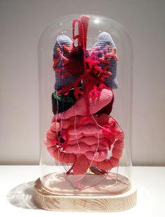 bittersweetart: Organe by Cecile Dachary |