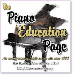 Teacher/student resource for piano study.