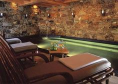 Spa at the Ritz-Carlton Bachelor Gulch, Beaver Creek, Colo. #spa