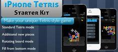 iPhone Tetris Starter Kit