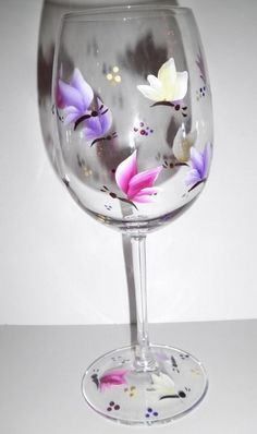 Images of Wine Glass Painting   / wine-glass-painting-inspiration-animals1.jpg wine-glass-painting ...