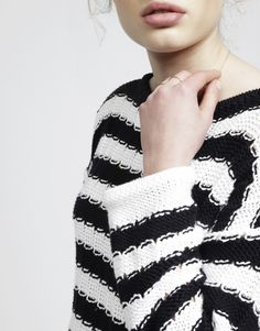 Nova Stripes Sweater