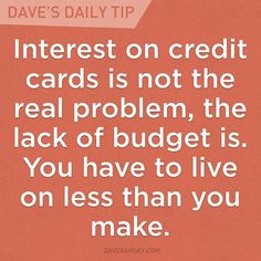 Budget - Debt