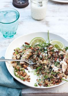 salad farro beet and herb salad honey and harissa farro salad honey ...