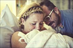 love this little family and these great hospital pictures of little Monroe's birth