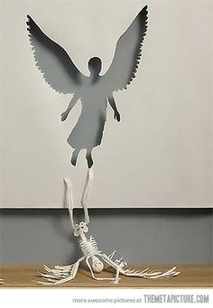 Fallen Angel…