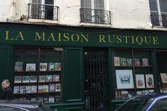 Best Design/Garden Book Store in Paris