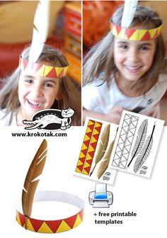 indian chief, birthday parti, indianchief, indian parti, indian brave, indian birthday, indian headset, kid, cowboys and indians crafts