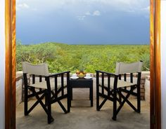 Do you feel like experiencing this view from your room (Etosha Safari Lodge) right now?