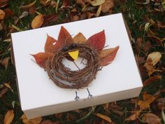 thanksgiving wreaths, nature crafts, thanksgiving turkey, gift boxes, thanksgiving crafts
