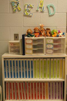 Classroom organization inspiration