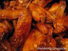 Wandering Chopsticks: Vietnamese Food, Recipes, and More: Basic Vietnamese Marinade for Chicken or Pork