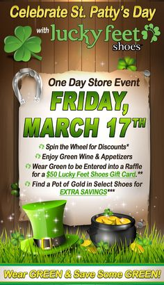 FRIDAY ONLY! ONE DAY