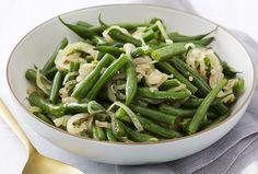Green Bean Three Onion Saute