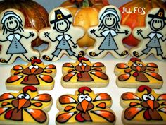 Great Thanksgiving Cookies