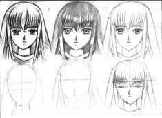 Female Doll Sketch