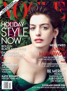 Vogue US December 2012