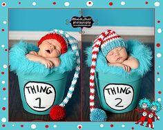 Twins idea baby-fun