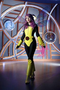 X- Men Pixie 01  by ~rurik0