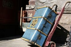 Correct Size Of Hogwarts Trunk In Harry Potter