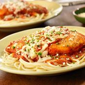 Classic Skillet Chicken Parmesan, Recipe from Cooking.com