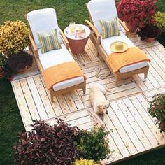unique ideas - sun #deck - summer porch and patio decor, design ideas and inspiration