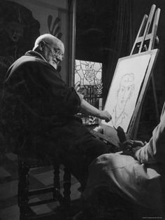 Henri Matisse, Notes d'un Peintre - Ma Galerie de Dessin