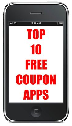 FREE Coupon Apps
