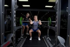 Squats are vital to every athlete's strength training program. #Fitness