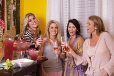 Martie Knows Parties - BLOG - Girls' Night In Party: Throw a Pajama Party