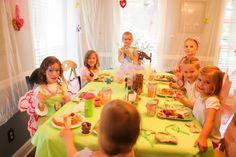 Decoration ideas for a Fairy Birthday Party