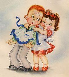 #Free #Valentine vintage image
