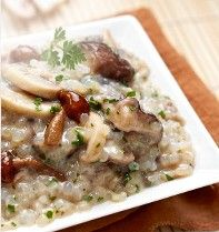 Shrimp Mushroom Shirataki Risotto - Shop Dukan Diet