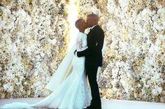 best Kimye wedding pic ever!