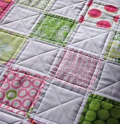 Quilting 1/4 from th