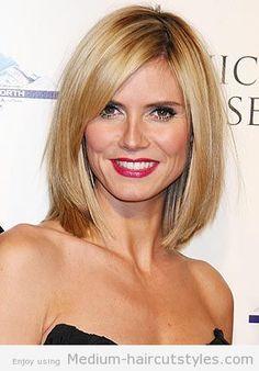 2014+medium+Hair+Styles+For+Women | ... mini - Medium Length Bob Haircuts – Medium Haircuts Hairstyles 2014