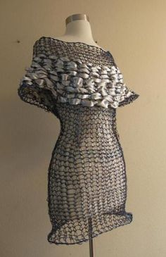Recycled wire becomes wearable art in weekend fashion show | SF Unzipped | an SFGate.com blog