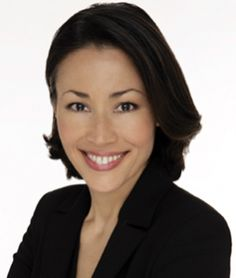 Ann Curry, Japanese/American journalist, tv personality