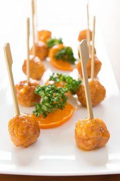Orange Chicken Polpettine recipe from PBS Food