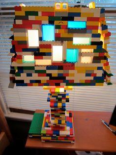 lamps, lego bed, etsi, jack room, playroom organ, lego lamp, legos, kid room, custom