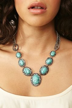Tucson Turquoise Necklace