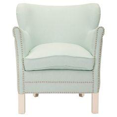 Mint armchair