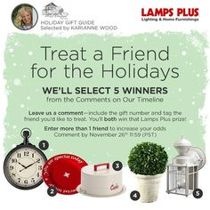 Lamps Plus Gift Guid